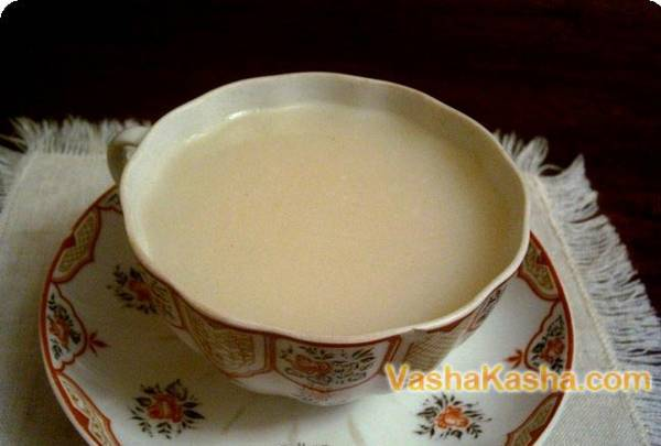 рецепт овсяный кисель из геркулеса