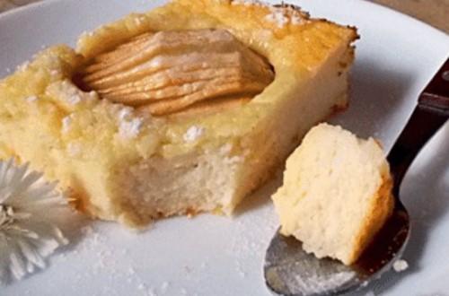 Запеканка из манной каши рецепт с фото